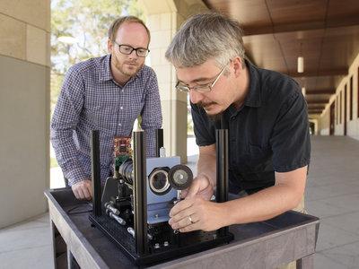 Han creado la primera cámara '4D' que busca ser la clave para que robots y vehículos autónomos puedan 'ver'