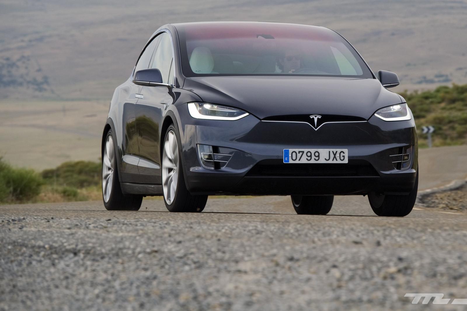 Foto de Tesla Model X P100D (prueba) (19/45)