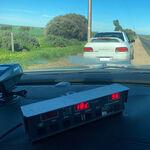 ¡Cazado! La policía pilla a un octogenario australiano a 182 km/h en un Subaru Impreza WRX por una carretera rural