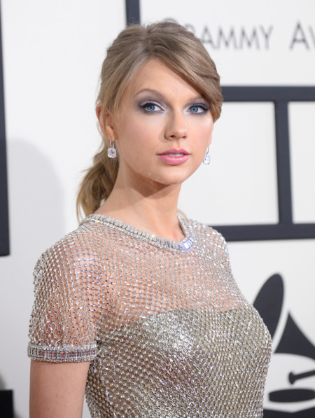 Los colores dominantes en los Grammy 2014