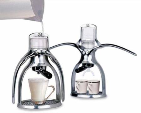 Café ecológico con Presso