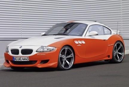 AC Schnitzer Profile, basado en el BMW Z4 M Coupé