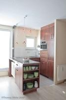 Cocinas pequeñas: comer en la cocina