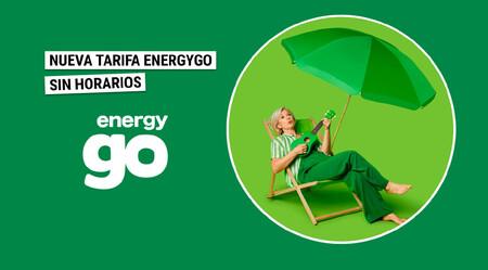 Yoigo quiere compensar la subida de la luz con su nueva tarifa eléctrica 'EnergyGO Sin Horarios'