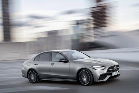 Mercedes Benz Clase C 2022 14