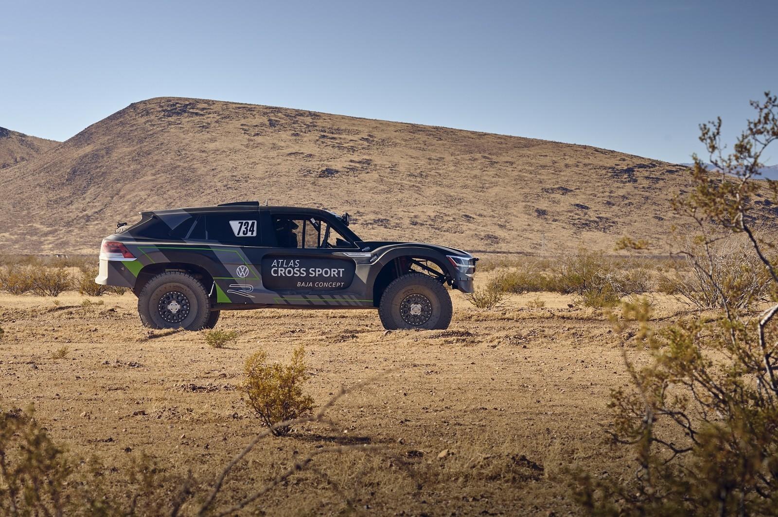 Foto de Volkswagen Atlas Cross Sport R (13/19)