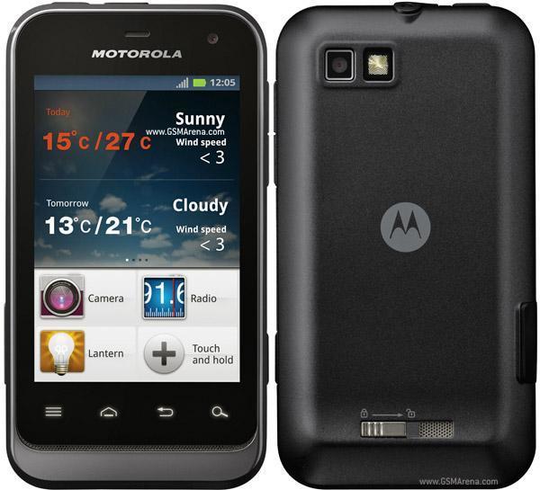 Motorola Delfy