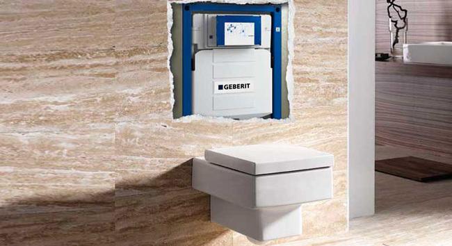 Instalacion Bidet Baño:Inodoros y bidets suspendidos: ventajas e inconvenientes