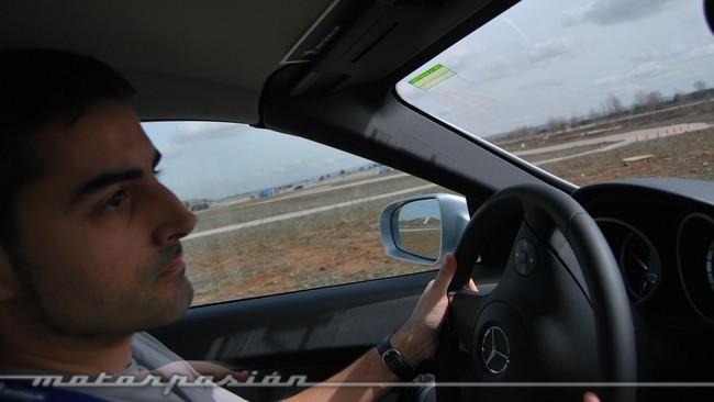 Conducción en circuito