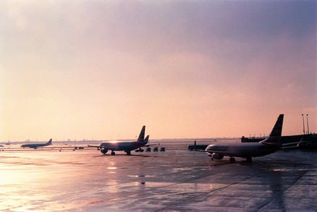El espacio aéreo español completamente vacío: la insólita imagen que nos deja la paralización de vuelos por el COVID-19