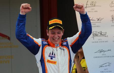 El futuro de Johnny Amadeus Cecotto en la GP2 es incierto