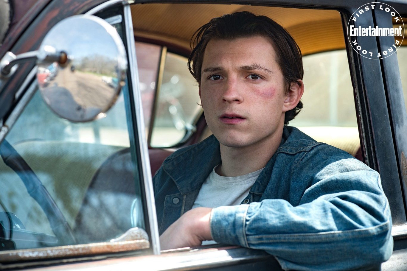Tom Holland The Devil All the Time Netflix