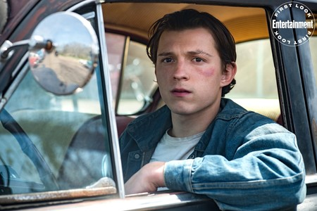 Primer vistazo a Robert Pattinson y Tom Holland en 'The Devil All the Time', la película de Netflix con un reparto estelar