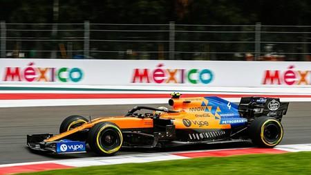 Norris Mexico F1 2019