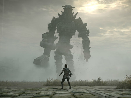 Mira los primeros hermosos 15 minutos del remake de 'Shadow of the Colossus'
