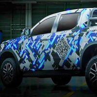 ¡Otro adelanto! La nueva Ford Ranger se deja ver un poco más y confirma el parecido con la F-150 y la etiqueta ECO