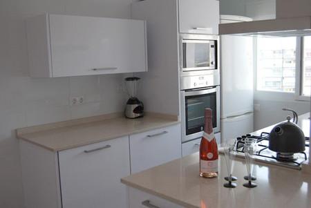 Antes y después cocina con poco presupuesto Três Studio - 3