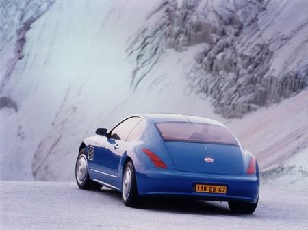 Historia Bugatti Veyron 4