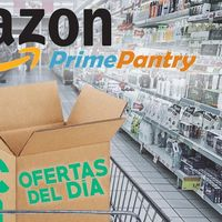 Mejores ofertas del 19 de febrero para ahorrar en la cesta de la compra con Amazon Pantry