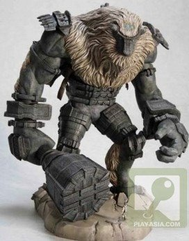 Figura del Shadow of the Colossus