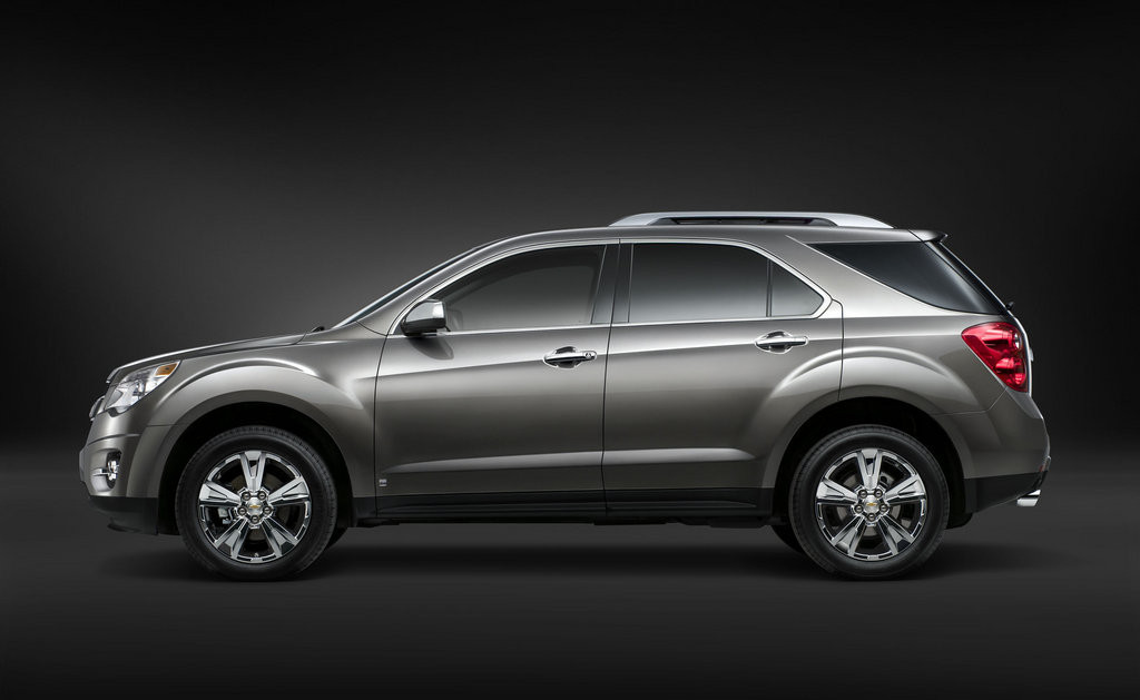 Foto de Chevrolet Equinox (5/12)