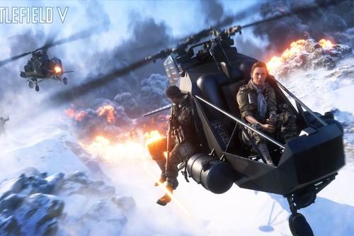 Firestorm me ha demostrado que el Battle Royale se siente como en casa en Battlefield V