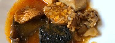 Casa Vallecas, el restaurante que justifica por sí solo visitar la localidad soriana de Berlanga de Duero y su menú micológico
