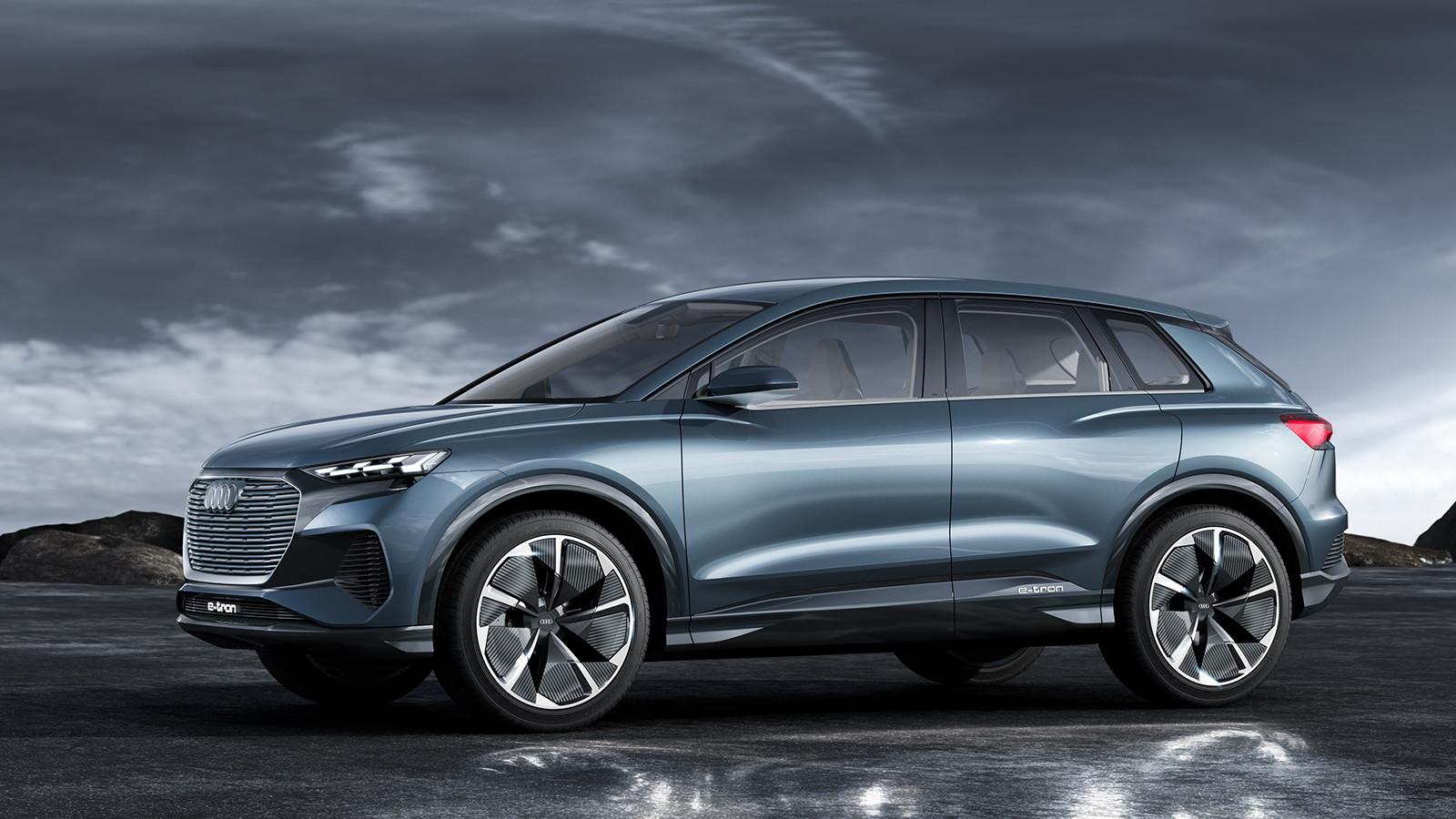 Foto de Audi Q4 e-tron concept (5/19)