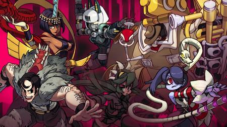 Skullgirls: 2nd Encore llevará sus tortas animadas a Switch la próxima semana