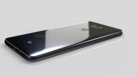 """El primer aspecto """"real"""" del LG V30 nos lo muestran unos renders bastante creíbles"""