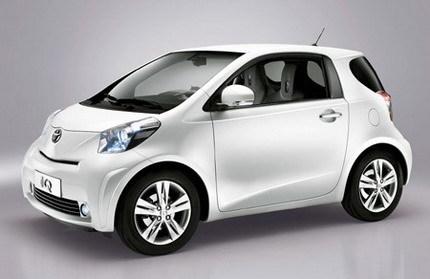 """Toyota presentará el iQ de producción en el Salón de Ginebra, su pequeño """"Smart"""""""