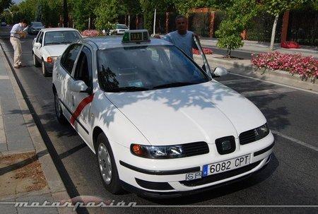 Taxi SEAT Toledo