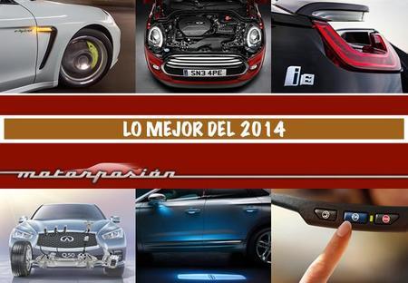 Mejor innovación: lo mejor del 2014 en Motorpasión México