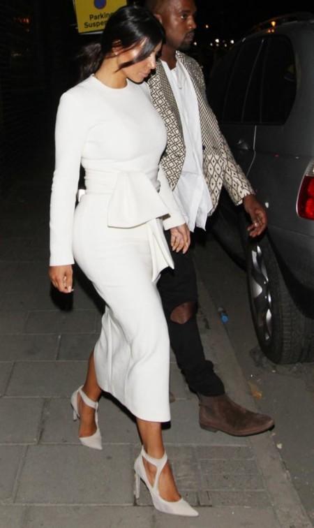 Kim y el blanco