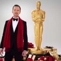 Neil Patrick Harris y su primera promo de los Oscar, la imagen de la semana