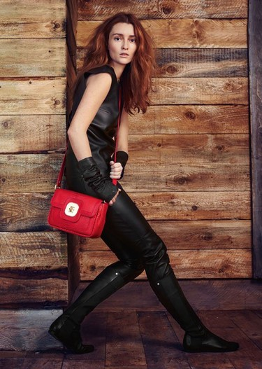 Longchamp campaña Prêt-á-Porter Otoño-Invierno 2011/2012