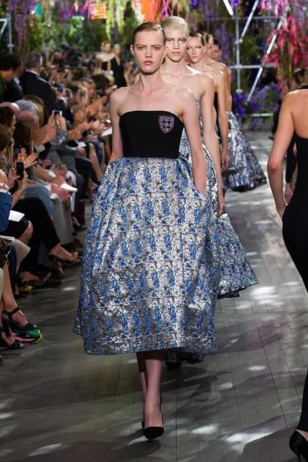 Christian Dior pasarela
