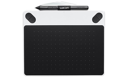 Tableta gráfica Wacom Intuos Draw por sólo 64,99 euros en Macnificos