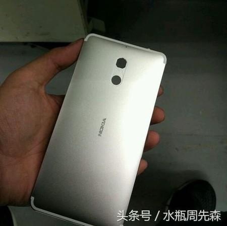 Aparecen fotos del chasis metálico de un supuesto móvil Nokia con Android
