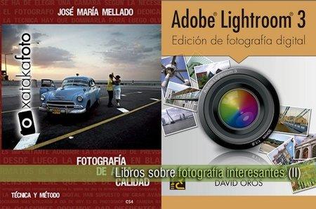 Libros sobre fotografía interesantes (II). Libros en español