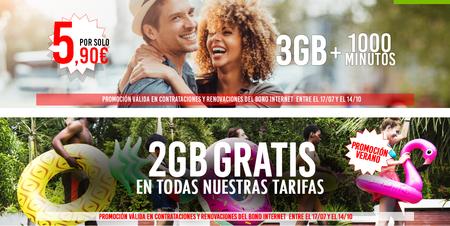 Hits mobile regala 2 GB extra a todos durante el verano