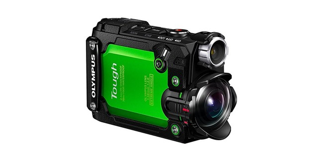 Olympus Tg Tracker Verde