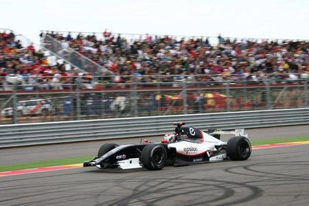 Comienza la Fórmula Renault 3.5 Series este fin de semana en el Motorland Aragón