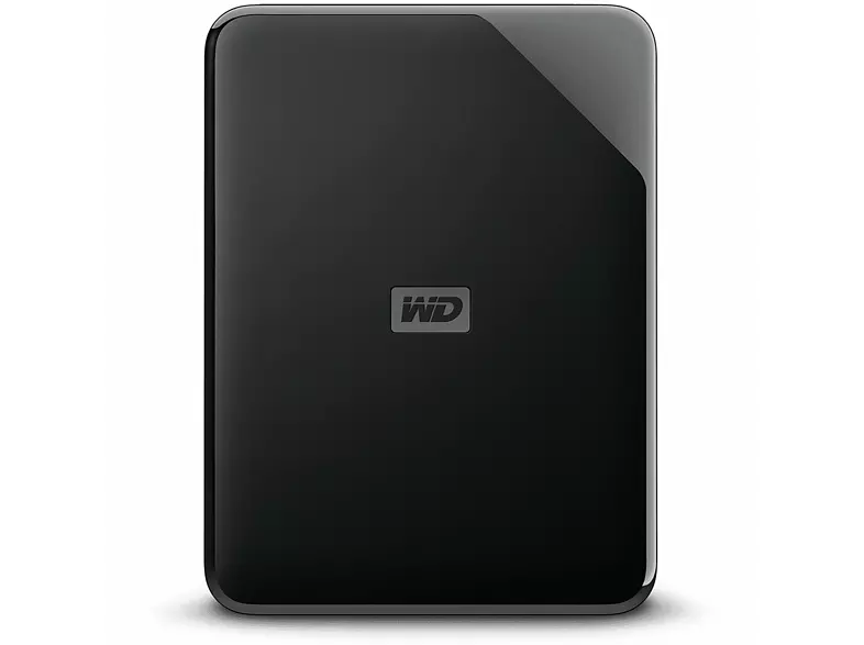 "Disco duro externo 5 TB - WD Elements SE, HDD, USB 3.0, 2.5"", Compatible Con WD Discovery, Resistente, Negro"