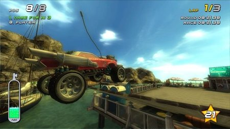 'Smash Cars' sorprende con su llegada tardía a Steam