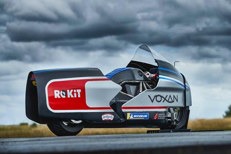 Voxan Wattman Record Velocidad Max Biaggi 2021 2