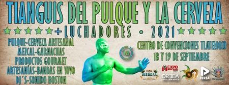 Regresa el tianguis del Pulque y la Cerveza 2021 a la Ciudad de México