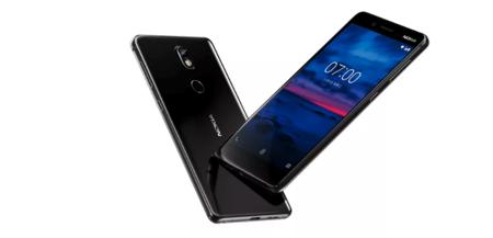 El Nokia 7 saldrá de China y tendrá un lanzamiento global a principios de 2018