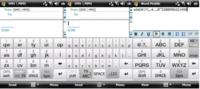 Prueba el teclado del HTC Diamond