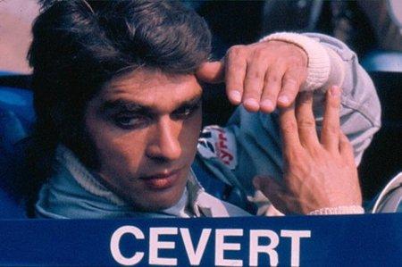Francois Cevert, una promesa que se quedó en el asfalto de Watkins Glen